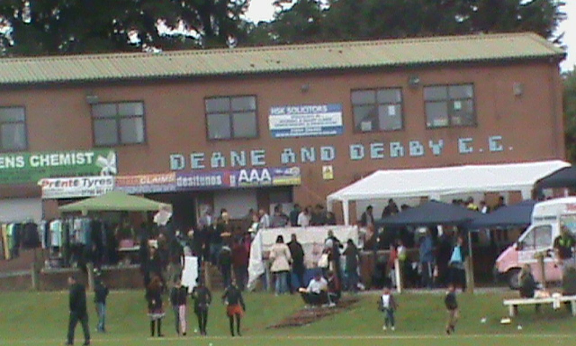 BOLTON DEANE AND DERBY CRICKET AND SOCIAL CLUB